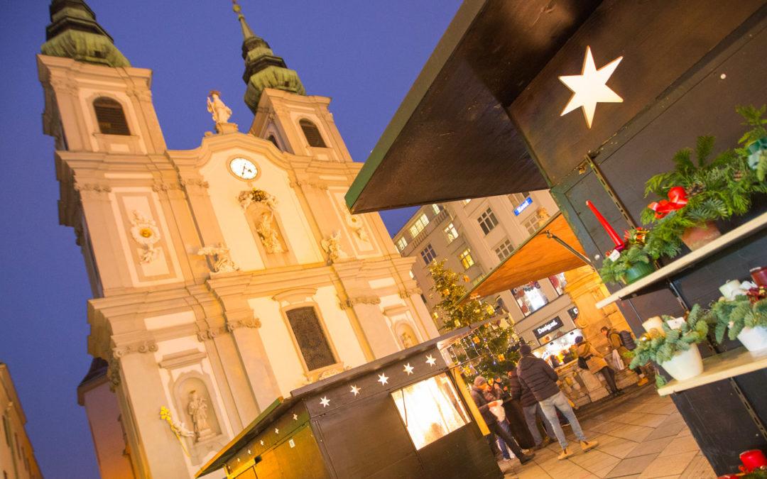 Adventmarkt Mariahilf